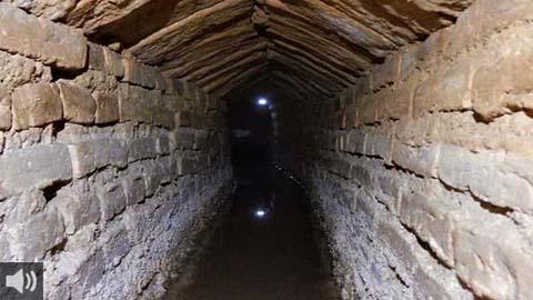 El municipio sevillano de Carmona suma a su patrimonio arqueológico una nueva mina de agua de origen romano
