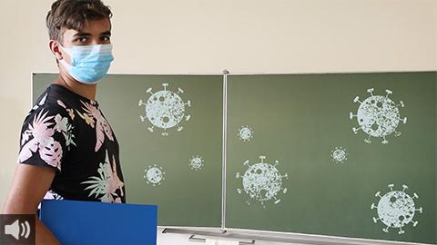 'El miedo al contagio en las aulas es legítimo y mostramos nuestro rechazo a que se catalogue como absentismo escolar', Teresa Pablo, Escuelas de Calor