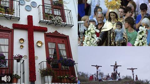 La primera entrega de 'Andalucía, De Este a Oeste' toma nuestra mano para recorrer las Fiestas de Singularidad Turística que atesora la provincia de Málaga