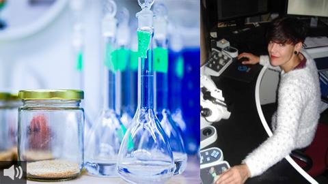 'Nuestro país tendría que incrementar su inversión para estabilizar a los jóvenes científicos y puedan gestar aquí sus proyectos', Elena Macías, bióloga y licenciada en Genética y Evolución