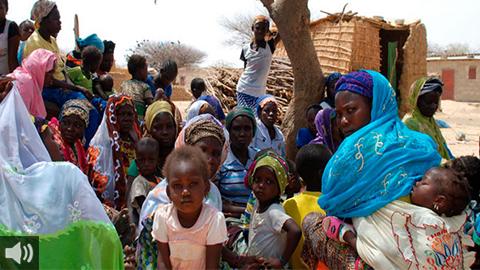 Red Refugio nos traslada hasta Mali para conocer la situación que viven las personas refugiadas en el país africano