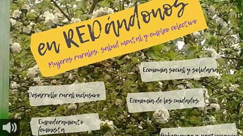 'Cuidándonos entre Coladas', en Montoro, es uno de los proyectos elegidos a nivel nacional para fomentar el empoderamiento de las mujeres rurales con problemas de salud mental