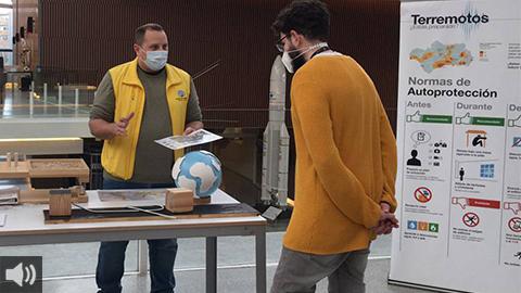 El Parque de las Ciencias de Andalucía nos acerca los entresijos de la actividad sísmica con charlas online y talleres para todos los públicos