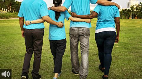 Las acciones formativas son fundamentales para la mejora en la acción voluntaria