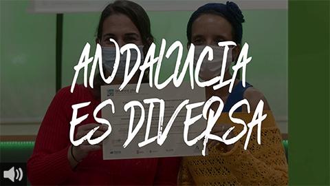 EMA-RTV pone el broche al proyecto 'Andalucía es diversa' con una jornada online para abordar la aportación de las personas migrantes desde la óptica antropológica, social e histórica