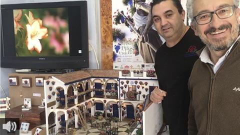 En la Tierra del Edén nos adentra en el único taller miniaturista de nuestra tierra que ya cuenta con el distintivo 'Andalucía, calidad artesanal'