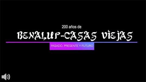 Los 200 años de historia de Benalup-Casas Viejas y el 30 aniversario de su independencia con Medina Sidonia se dan la mano en una amplia serie documental
