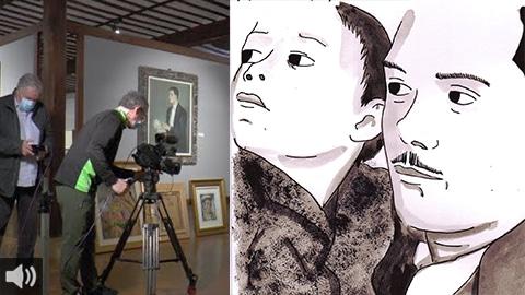 La película documental 'Luis Cernuda, habitante del olvido' filma en diversos enclaves de Andalucía para confeccionar la historia del poeta de la Generación del 27