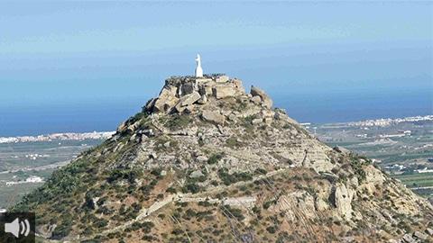 El Yacimiento del cerro del Espíritu Santo, en Vera, cumple 15 años como Bien de Interés Cultural