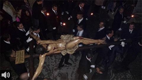 'Estamos a las puertas de los días grandes de la Semana Santa porque es en Jueves Santo cuando llega el ambiente cofrade en muchos pueblos de Andalucía', Fernando Argüelles, periodista experto en Semana Santa