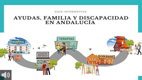 La guía 'Ayudas, Familia y Discapacidad' recoge consejos y actividades para mejorar la autonomía personal de los niños y niñas con diversidad funcional