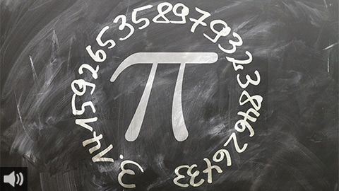 El Electrón Libre nos descubre multitud de curiosidades de Pi, un número muy especial que celebra su día el 14 de marzo