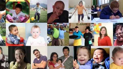 El Día Mundial del Síndrome de Down conciencia cada 21 de marzo y recuerda la dignidad y valía de estas personas