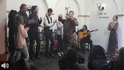 La Tertulia Cultural Flamenca El Pozo de las Penas presume de ser la peña más antigua de Andalucía en su 70 aniversario