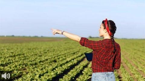 'Necesitamos que la PAC contemple a las mujeres como esenciales para el campo y como personas que fijan la población en el territorio', Inmaculada Idáñez, Mujeres del Medio Rural