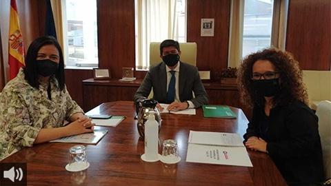 'Pedimos financiación estable y continuada para las entidades que prestan servicio a las personas con discapacidad y que son una continuación de la Administración', Marta Castillo, CERMI Andalucía