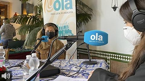 La cultura, el patrimonio y el turismo ruteño se dan a conocer en su esplendor de la mano de la concejala de Turismo de Rute, Dolores Peláez