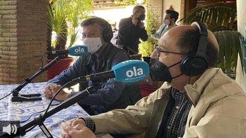 'Andalucía, de Este a Oeste' da la bienvenida al alcalde de Doña Mencía para descubrir al detalle este bello municipio de la comarca de la Subbética