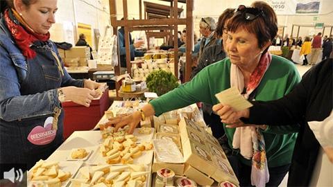 'Más del 60% de la producción de queso de la provincia de Cádiz proviene de nuestro municipio', Alfonso Carlos Moscoso, alcalde de Villaluenga del Rosario