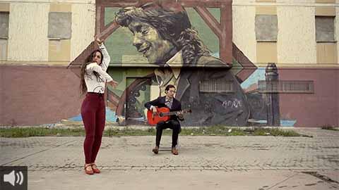 La Flamencaravana pretende sacar el flamenco de Sevilla, meterlo en una furgoneta y llevárselo por todos los lugares