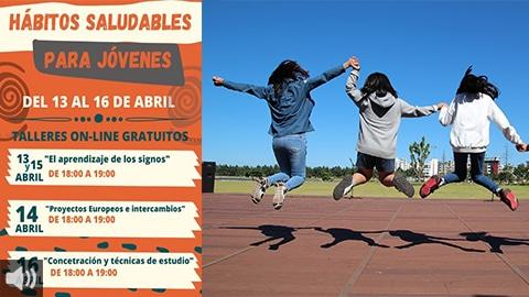La juventud de Alhaurín de la Torre, en Málaga, promueve los hábitos de vida saludable por medio de talleres formativos organizados por el propio colectivo