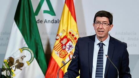 'Aunque hay muchas incógnitas que el Gobierno central tiene que despejar, queremos medidas más aperturistas a partir del 9 de mayo', Juan Marín, vicepresidente de la Junta