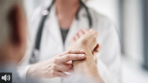 'El Plan de Humanización del Sistema Sanitario Público Andaluz es garante de la dignidad y de los derechos de los pacientes', Consuelo Artero, su coordinadora