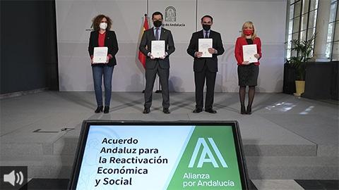 La Cámara Autonómica convalida el decreto con medidas extraordinarias recogidas en el acuerdo de reactivación económica de la Junta con los agentes sociales