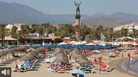 La Federación Española de Empresarios de Playas valora la posible «relajación» de medidas en la movilidad y limitaciones de actividad