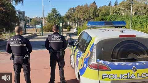 De las 520 plantillas de Policías Locales de Andalucía, un 13 por ciento tenía solo un efectivo en 2018