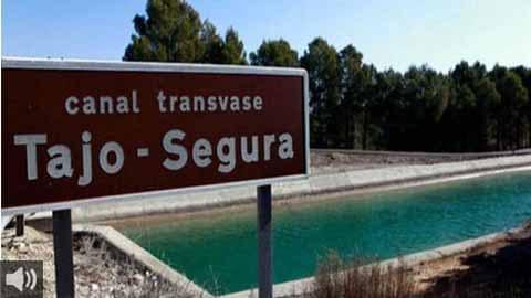 Andalucía rechaza la reducción del volumen que el Gobierno plantea para el trasvase Tajo-Segura