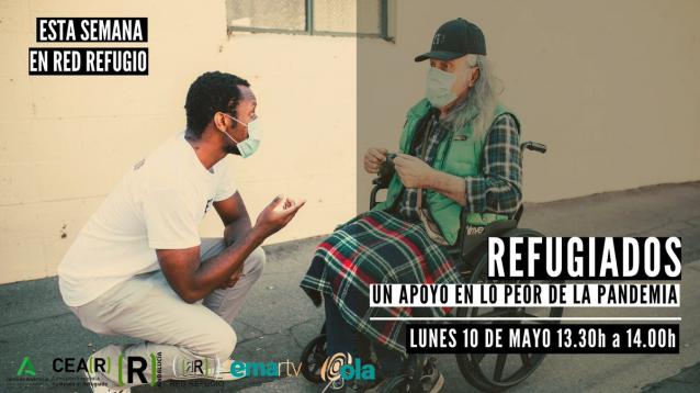 Red Refugio nos trae en el programa de esta semana el apoyo en la pandemia de colaboración y unión de las personas refugiadas