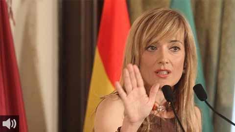 Carmen Castilla, reelegida secretaria general de UGT-A, señala que en este nuevo mandato sigue habiendo retos como conseguir la subida del salario mínimo o la mejora de los servicios públicos esenciales