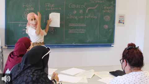 La Jornada 'Interviniendo en espacios multiculturales. Diálogo y debate entre profesionalesy vecinas/os de Palma Palmilla' aborda la interculturalidad en el barrio malagueño