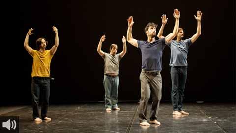 La Compañía Danza Mobile estrena la obra de teatro 'Castigo de Dios' en La Fundición de Sevilla