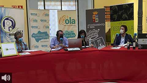 La Concejalía de Cultura de Martos y la Diputación de Jaén ponen en valor todas las facetas de la ciudad de la Peña
