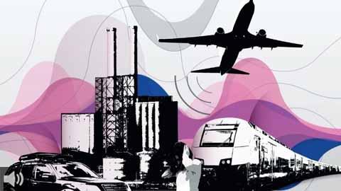 El 'Electrón Libre' nos trae esta semana la problemática de la contaminación acústica