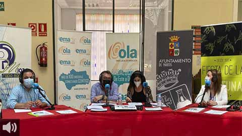 'Realizamos muchas labores de conservación y rehabilitación en el municipio para ponerlo en valor en su conjunto', Víctor Torres, alcalde de Martos
