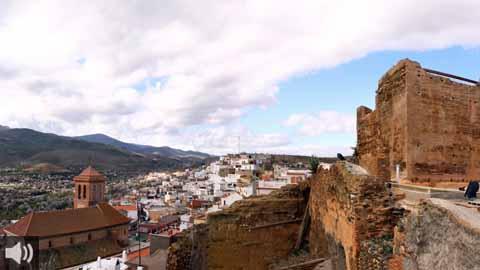 La localidad almeriense de Fiñana muestra a la delegación de Turismo su potencial como puerta de entrada a Sierra Nevada desde Almería