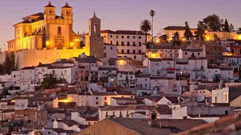 Sigue la caravana 'Andalucía, De Este a Oeste' este viernes 7 de mayo desde la localidad jiennense de Martos
