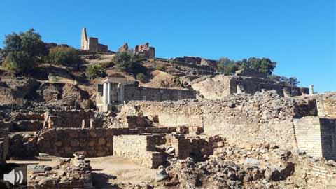 'Andalucía, de Este a Oeste' nos lleva al yacimiento arqueológico Mulva-Munigua en la provincia de Sevilla