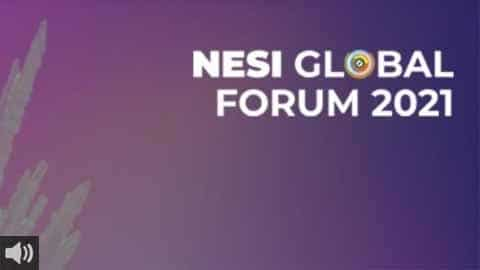 Comienza NESI Global Forum 2021 para reflexionar sobre si la coyuntura de reconstrucción del país servirá para avanzar hacia un nuevo sistema económico más sostenible y humano