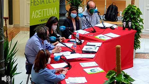 Escucha aquí el programa completo 'Andalucía, de Este a Oeste' en Martos