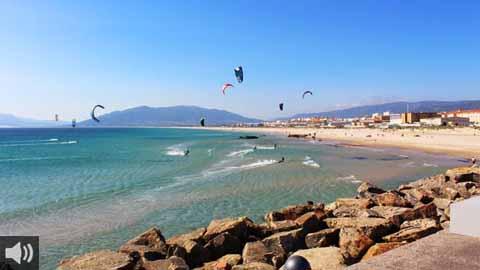 Cádiz presenta en FITUR la séptima edición del Campeonato del Mundo de Kitesurf 'Tarifa Kite Pro 2021' y el centro de alto rendimiento para deportes de deslizamiento y viento