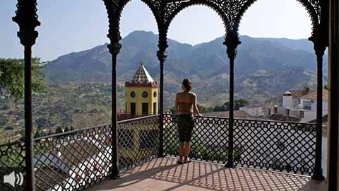 'En Andalucía tenemos la suerte de que si miramos al municipio de al lado hay muchos atractivos que descubrir', Alberto Ortiz, gerente de la Empresa Pública de Turismo Andaluz
