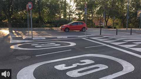 Entra en vigor los nuevos límites de velocidad en zona urbana con el objetivo de reducir la siniestralidad y la emisión de ruidos y CO2 dentro de las ciudades