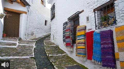 Hoy 'Andalucía de Este a Oeste' nos lleva a la Alpujarra granadina a conocer el telar artesano Hilacar de Bubión