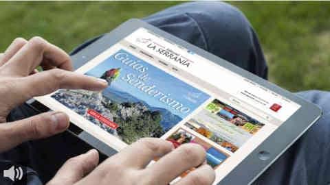 'En la Tierra del Edén' se acerca hasta la Editorial La Serranía, una industria cultural de libros con sello andaluz en el corazón de la Serranía de Ronda