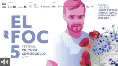 Comienza la quinta edición del Festival Cultura con Orgullo con dieciséis propuestas, ocho espacios culturales y tres encuentros online para reivindicar la diversidad sexual