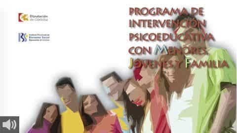 El espacio 'Córdoba por una adolescencia sana y solidaria' nos presenta el programa de Intervención Psicoeducativa con Menores, Jóvenes y Familias del Instituto Provincial de Bienestar Social de Córdoba